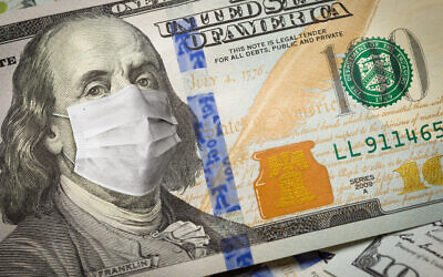 Illustrative image of wealth amid the coronavirus pandemic (Feverpitched; iStock by Getty Images)