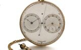 The Prince Regent's No. 2788 Breguet watch, from the David Salomons collection at the L.A. Museum of Islamic Art in Jerusalem, to be sold at Sotheby's London (Courtesy Sotheby's London)