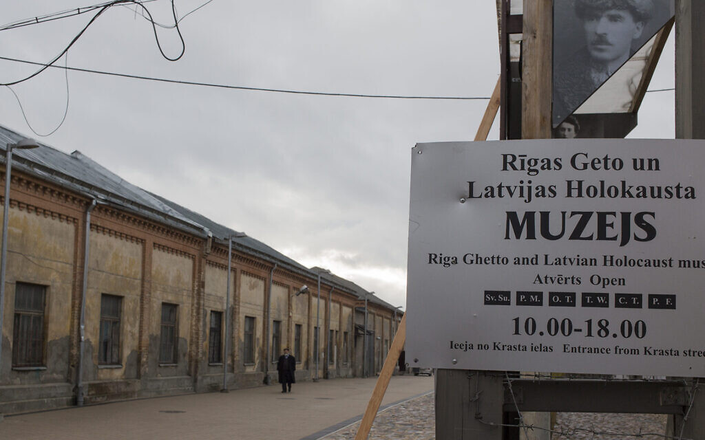 After rent hike, Holocaust museum in Latvia could close