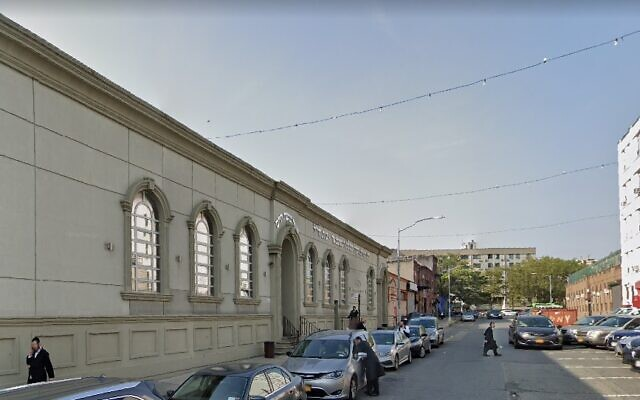 Congregation Yetev Lev D'Satmar in Brooklyn, New York. (Google Street View)