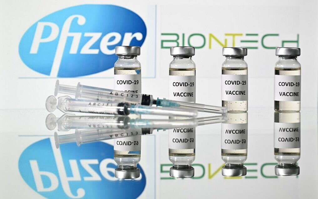 Pfizer 'Within Days' of Seeking Emergency Use for COVID-19 Vaccine