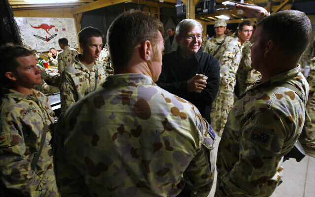 Australia: Troops carried out unlawful killings in Afghanistan