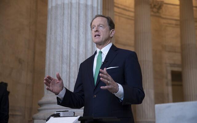 Sen. Pat Toomey, R-Pa.(AP Photo/J. Scott Applewhite)