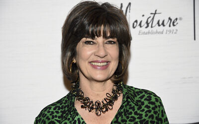 Honoree Christiane Amanpour attends Variety's Power of Women: New York presented by Lifetime at Cipriani 42nd Street on Friday, April 5, 2019, in New York. (Photo by Evan Agostini/Invision/AP)