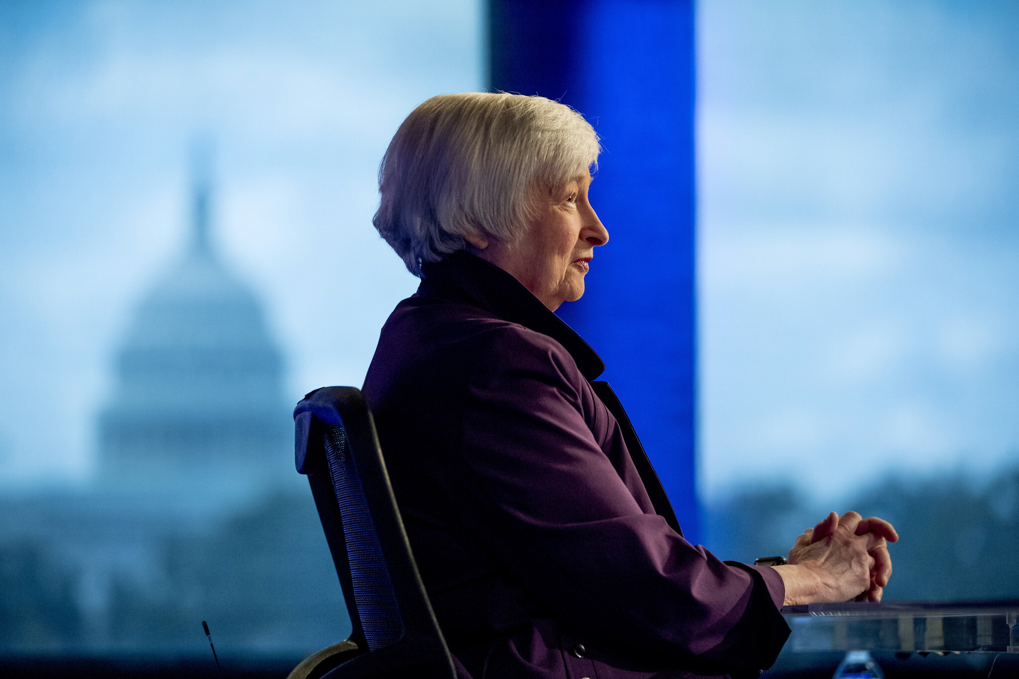 Biden to tap Janet Yellen as first woman to lead USA  treasury