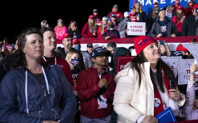 Judeus americanos liberais decepcionados: 'Esperávamos uma rejeição massiva do trumpismo'