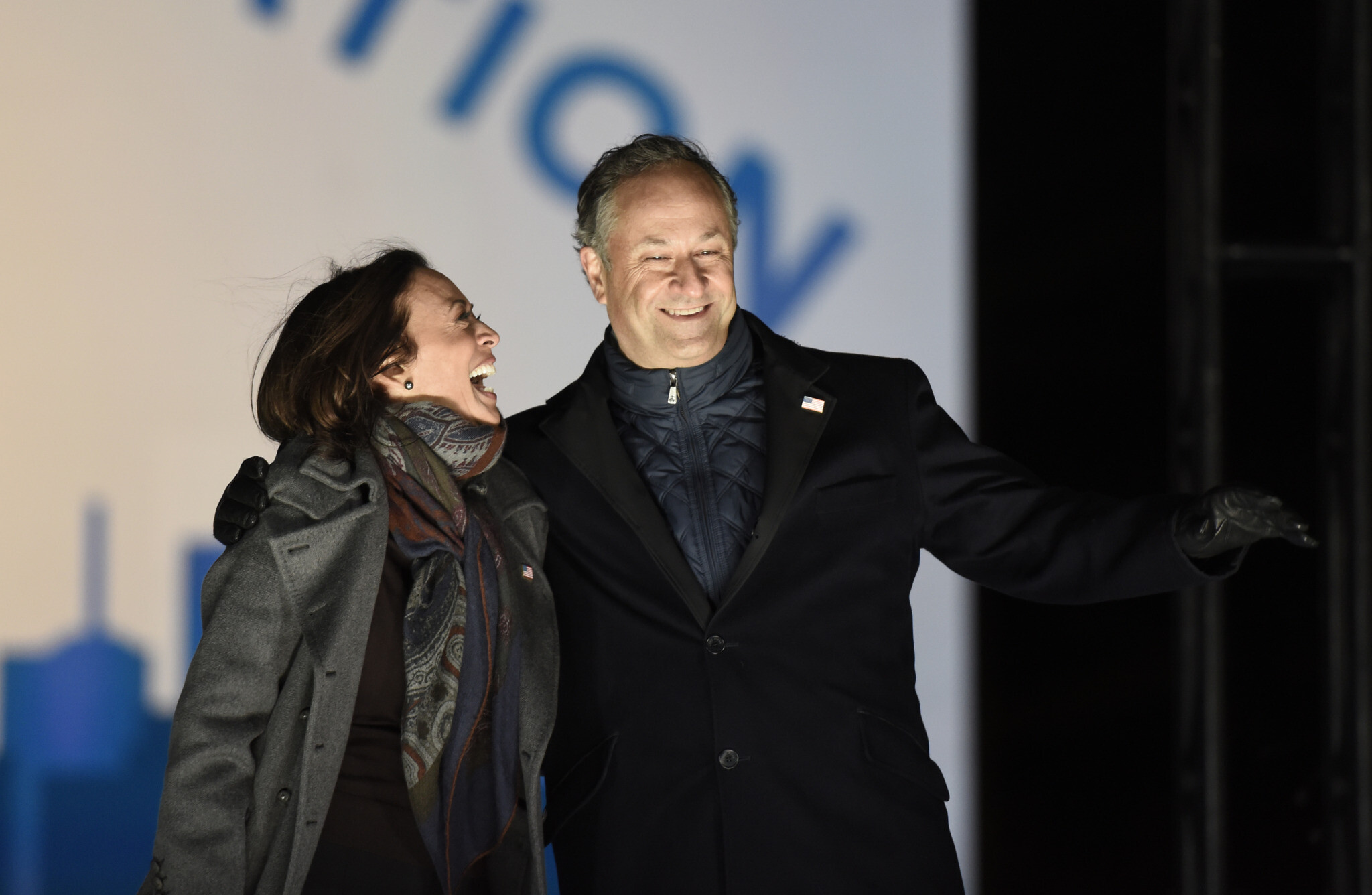 Harris S Jewish Spouse To Be 1st Second Gentleman Breaks Barriers Of His Own The Times Of Israel