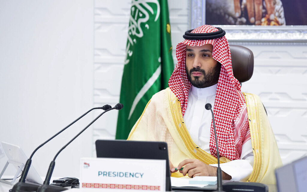 Saudi prince delays normalization pact with Israel due to Biden win — report