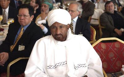 Sadiq al-Mahdi, Sudan former prime minister, dies of virus