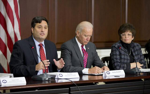 Biden escolhe o judeu  Ron Klain como chefe de gabinete