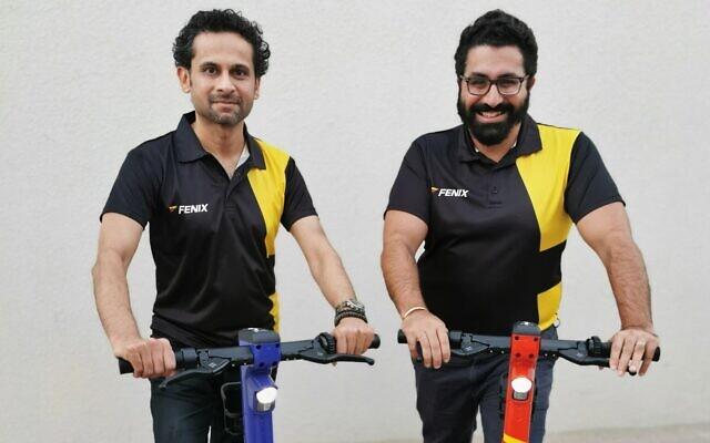 Izraelski VC fond Maniv Mobility ulaže u pokretanje električnih skutera iz Abu Dhabija