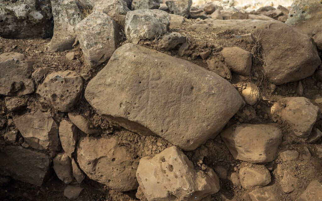 Archaeologists Discover Fortress from the Time of King David in Israel's Golan Region