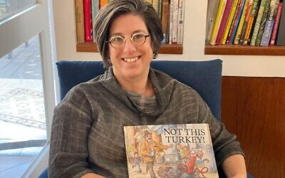 Times of Israel's Culture and Lifestyle editor Jessica Steinberg joins the ToI Podcast to speak about Thanksgiving in Israel. (Daniel Laufer)