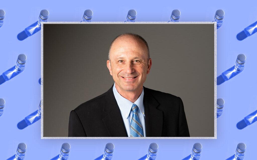 Mikael Dolsten, Pfizer's chief scientist (Pfizer via JTA)