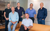 The management team of Peregrine Ventures, Nov. 2020 (Courtesy)