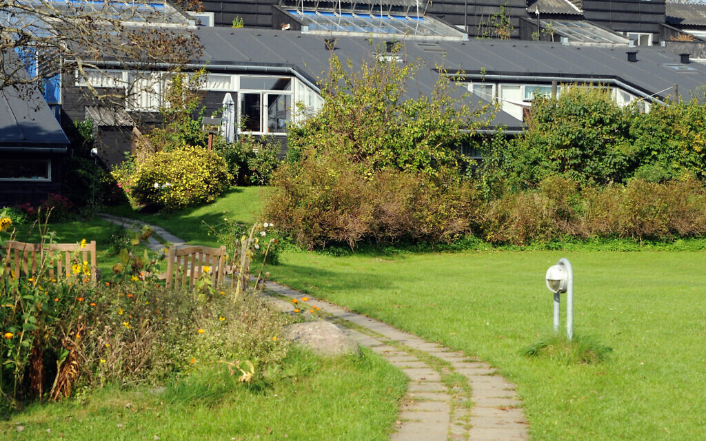 Illustrative: A 2008 photo of the Jystrup Savværk cohousing community in Jystrup, Denmark. (CC-SA-2.0/ seier+seier)