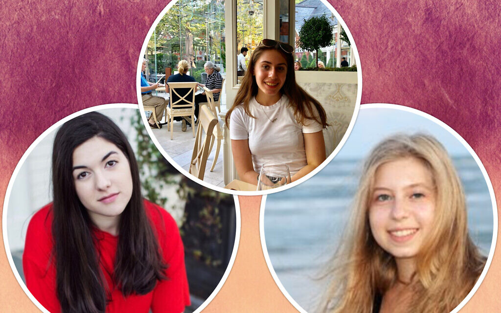 Clockwise from top: Article co-authors Dahlia Soussan, Madeline Canfield, and Lilah Peck. (All photos courtesy)
