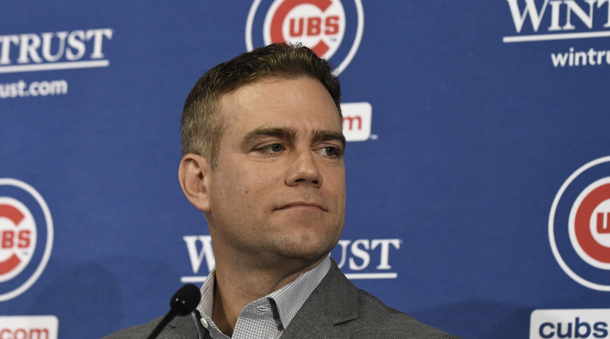 Chicago Cubs championship architect Theo Epstein steps down