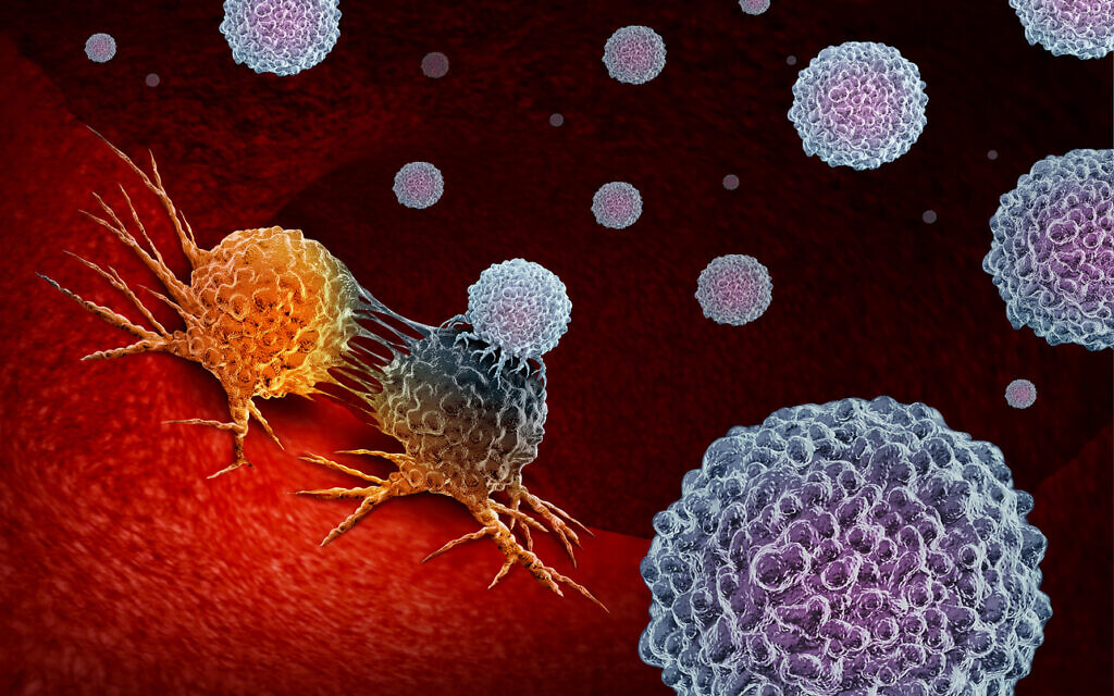 With new 'elegant chemo,' Israeli scientists edit genome to destroy cancer DNA