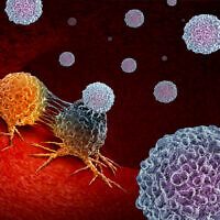Illustrative: Cancer cells inside the body (wildpixel; iStock by Getty Images)
