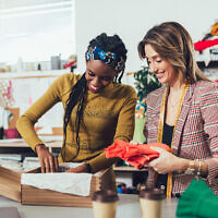 An illustrative image of working women (iStock by Getty Images).