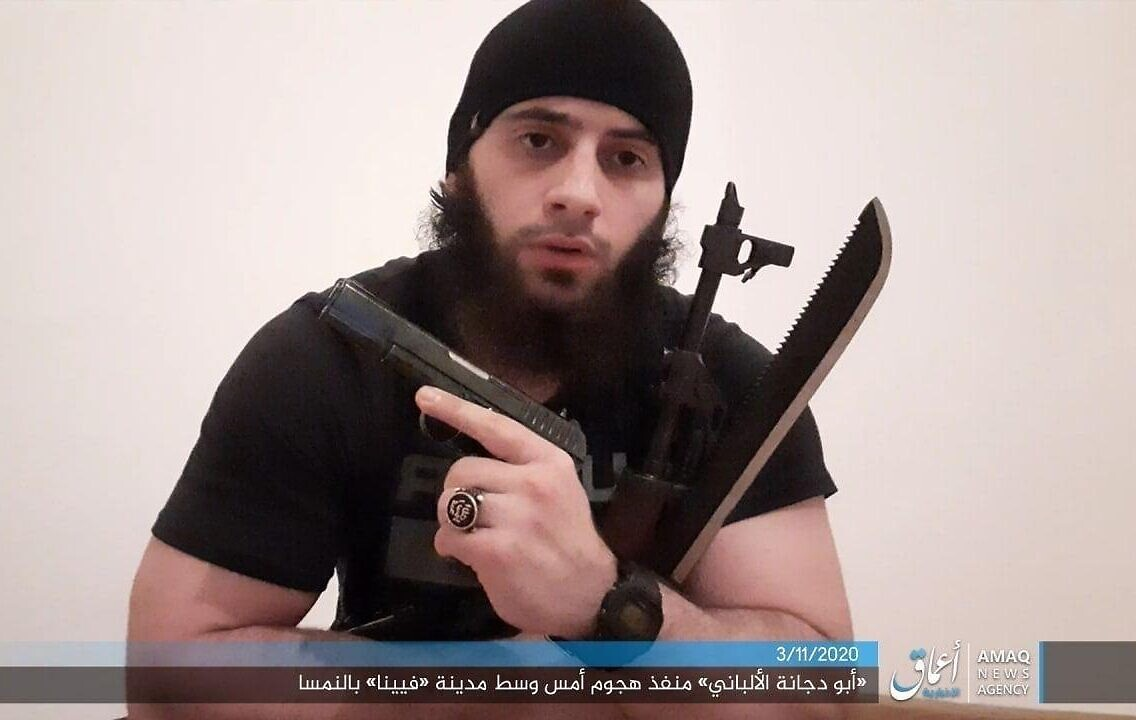 ISIS Claims Responsibility for Vienna Terrorist Attack