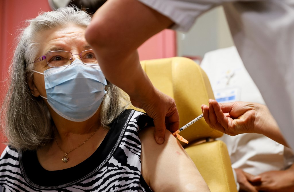 Most people in France unwilling to have COVID-19 vaccine, poll finds
