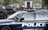 Illustrative: Investigators work at a crime scene Thursday, Sept. 24, 2009, in Lakewood, N.J.(AP Photo/Mel Evans)