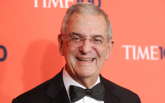 Public relations expert Howard Rubenstein attends the TIME 100 gala at the Time Warner Center, May 4, 2010 in New York. (AP Photo/Evan Agostini)