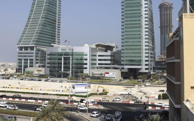 Manama, the capital of Bahrain, September 21, 2011. (Hasan Jamali/AP)