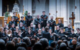 The Second Annual Liturgical Festival will take place online, with concerts from Nazareth and Berlin, December 17-20, 2020 (Courtesy Liturgical Festival)