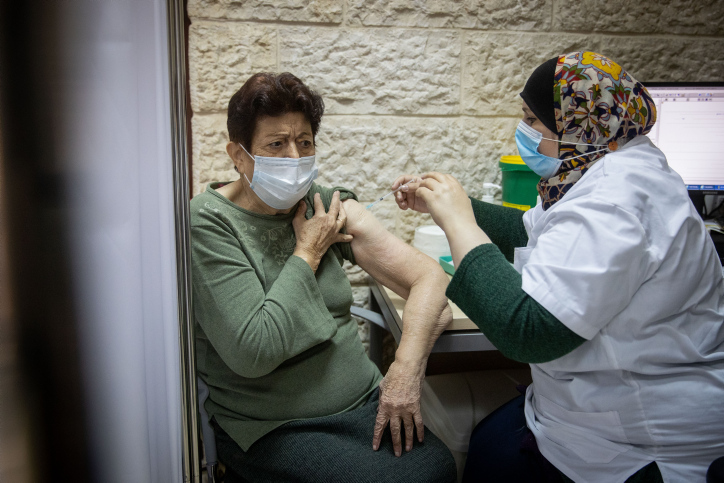 Israel's vaccine dash is swamping nurses, and some officials couldn't be  happier | The Times of Israel