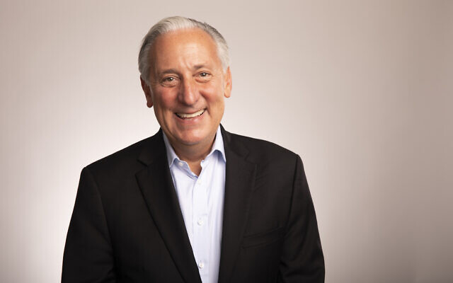 Eric Fingerhut, president and CEO of the Jewish Federations of North America. (Courtesy JFNA)
