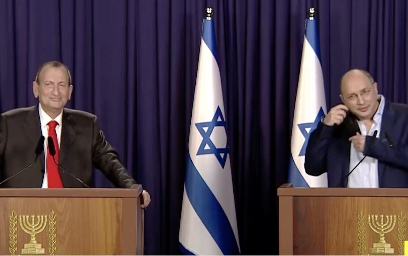 Over 40 per cent Israelis blame Prime Minister Netanyahu for snap elections