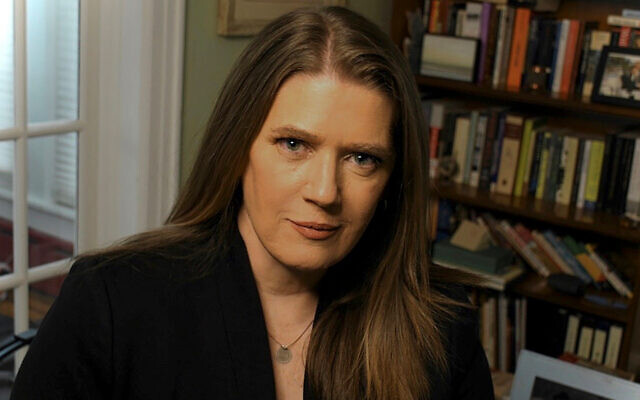 Mary Trump, niece of US President Donald Trump, who wrote a book about the president and is penning another about America's history of trauma. (Avary Trump via AP)
