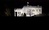 A view of the White House in Washington, Nov. 23, 2020. (AP Photo/Susan Walsh)