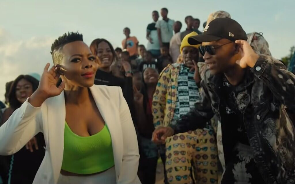 S. African sensation 'Jerusalema' tops 260 million YouTube views
