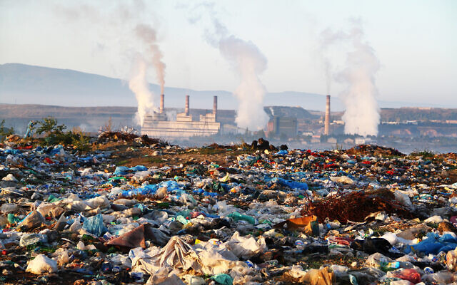Human-generated refuse (mbaysan by iStock by Getty Images)