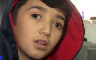 Malek Issa (YouTube screenshot)