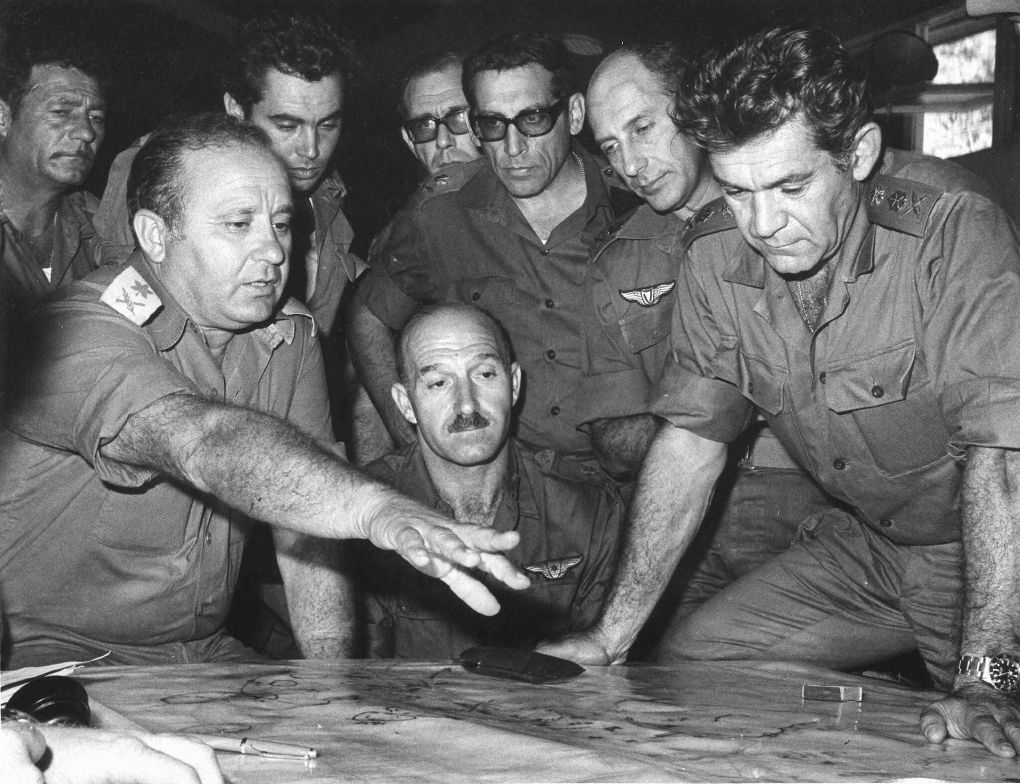 'Maybe we should bomb Damascus?': Yom Kippur War deliberations declassified