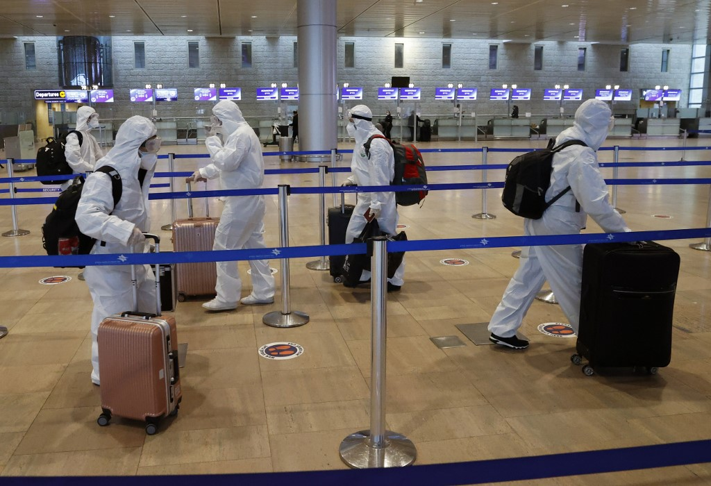 Government to vote on suspending all passenger flights for two weeks