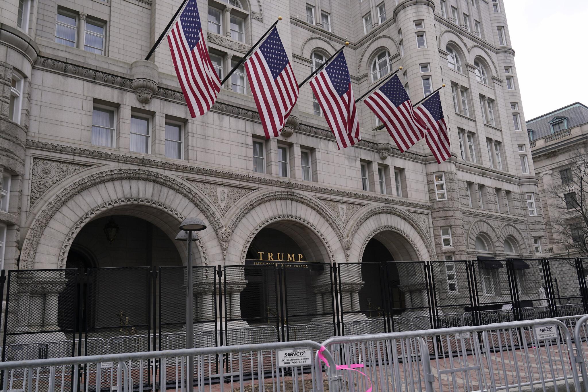 Supreme Court dismisses emolument cases against Trump