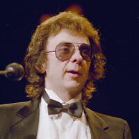 Record producer Phil Spector, in 1989. (AP Photo, File)