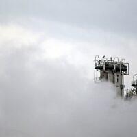 FILE - This Jan. 15, 2011 file photo, shows a part of Arak heavy water nuclear facilities, near the central city of Arak, 150 miles (250 kilometers) southwest of the capital Tehran, Iran (Mehdi Marizad/Fars News Agency via AP, File)