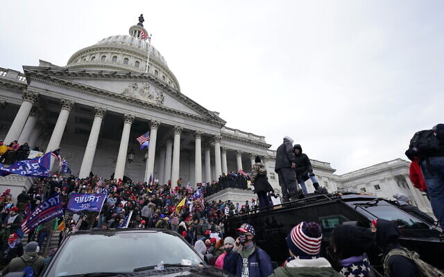 FBI Warns Of Armed Protests Across Country In New Bulletin