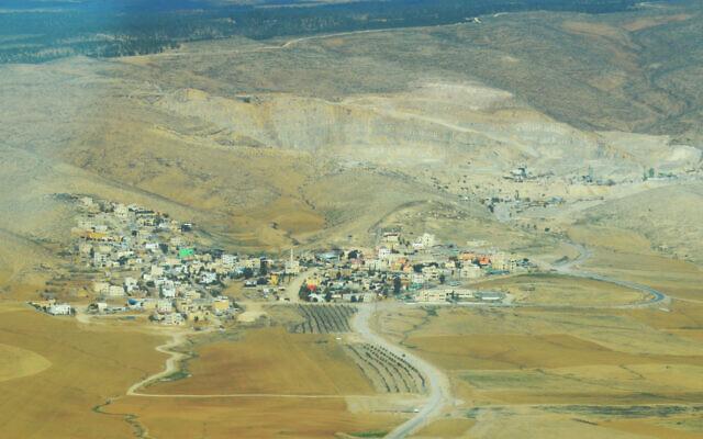 Illustrative. Drijat in southern Israel (Wikimedia Commons/CC-BY SA 3.0 via Amos Meron)