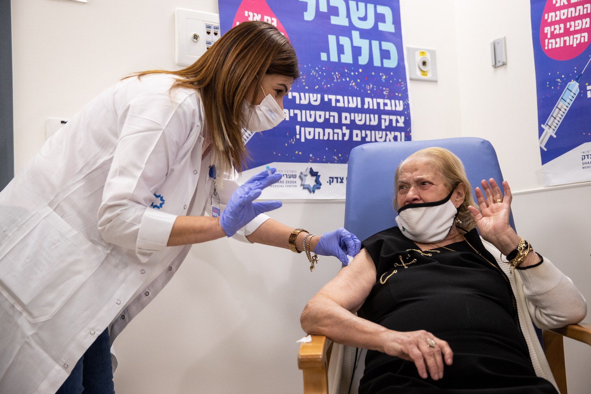 Israel's vaccination drive likely to be briefly halted next week   The  Times of Israel