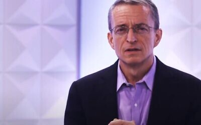 Pat Gelsinger, Intel Corp's newly appointed CEO, will take up his post on February 15, 2021, replacing Bob Swan (YouTube screenshot)