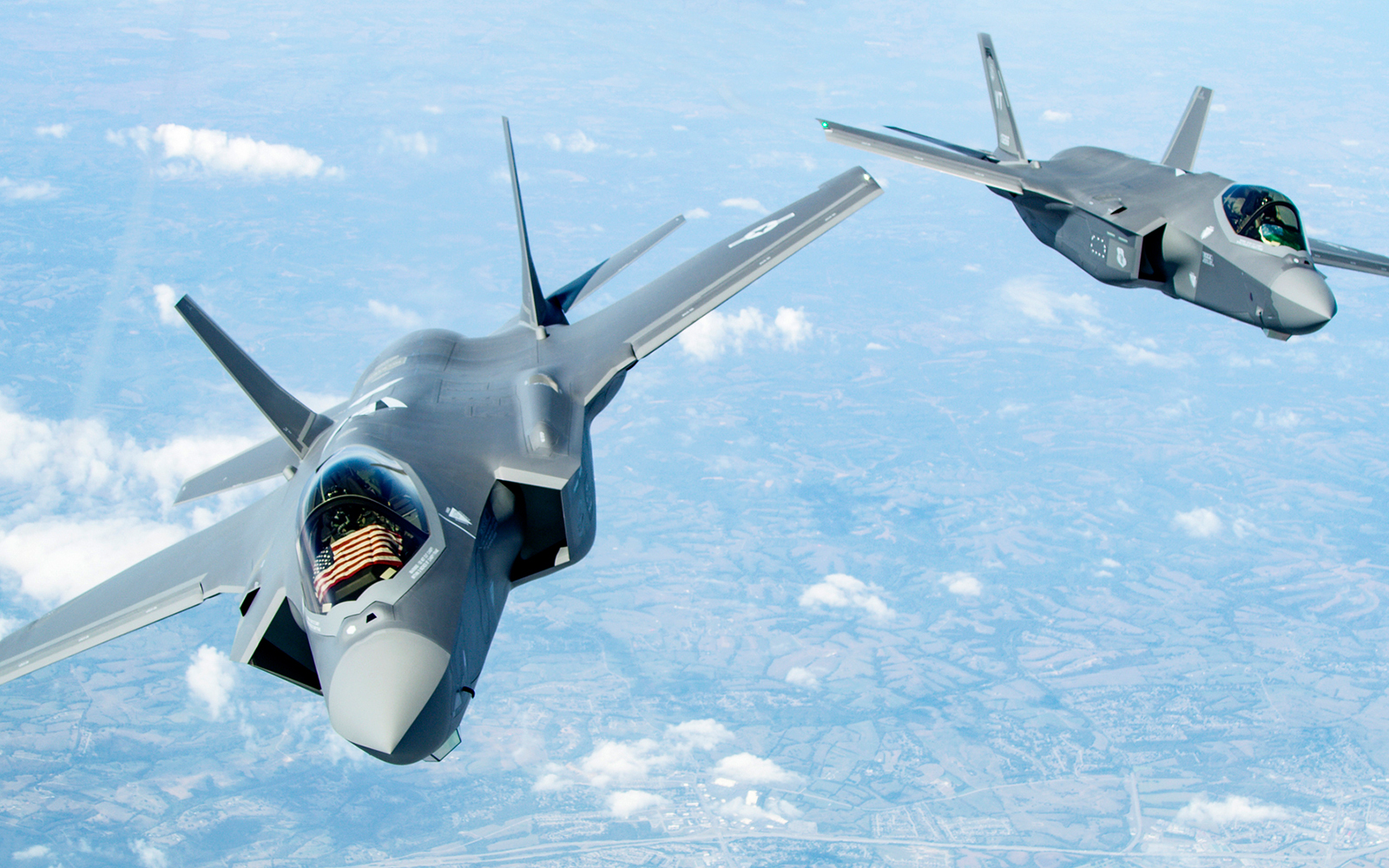 UAE confirms it signed deal to buy F-35 jets from US on last day of Trump's term