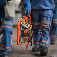 llustrative image of a law enforcement team, emergency first responders (Semen Salivanchuk; iStock by Getty Images)